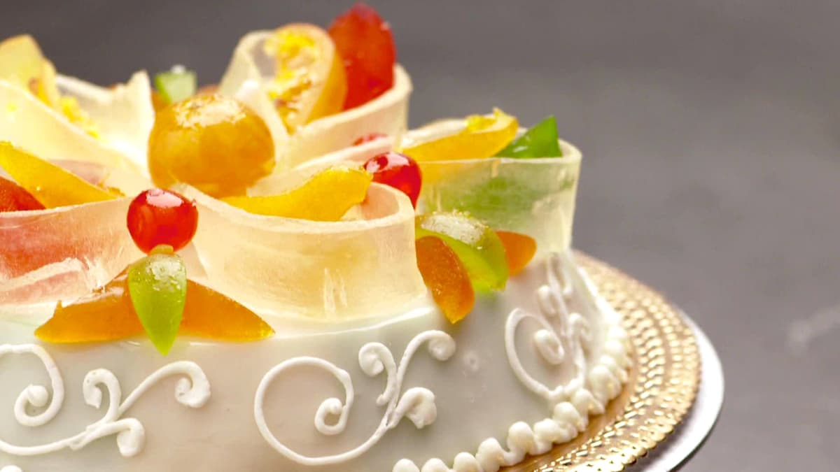 The most popular birthday dishes around the world are revealed.