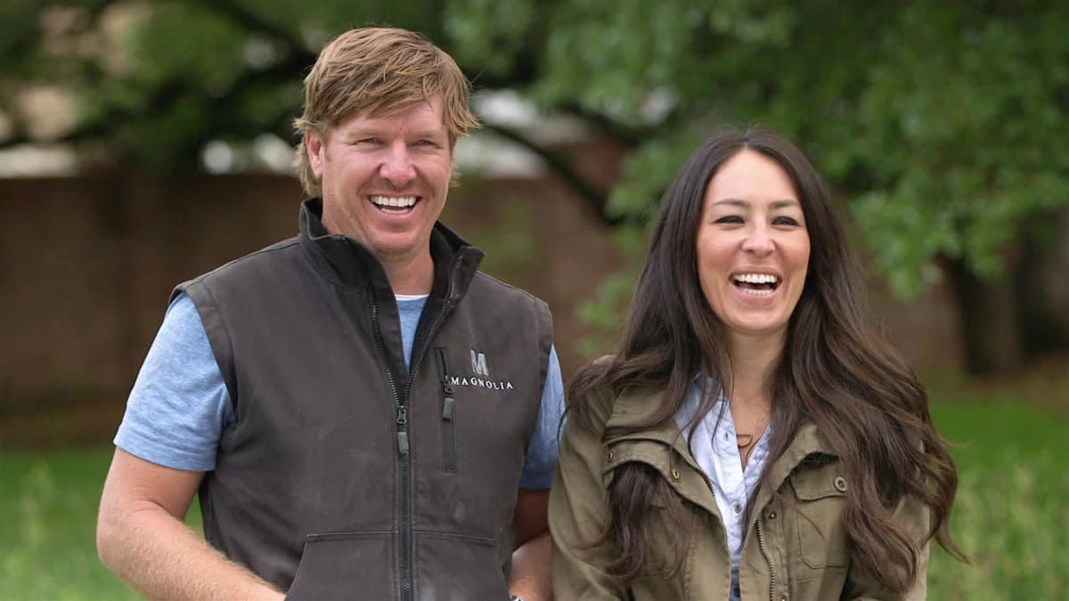 Chip and Jo look back on past renovations and life before Fixer Upper.