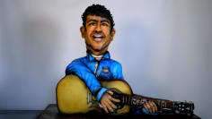 A Rock 'n' Roll Caricature