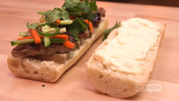 Sandwich Break: Banh Mi
